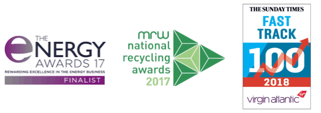 Energy and waste management awards