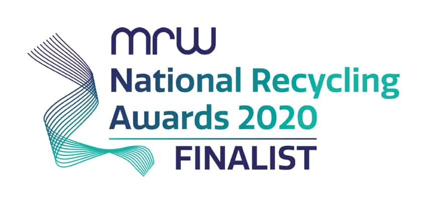 Sustainable Advantage shortlisted for recycling award